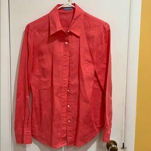 Women's button down shirt! Size 4